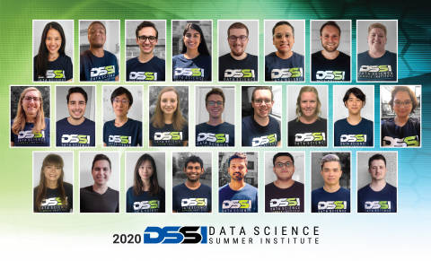 DSSI class of 2020 portrait collage