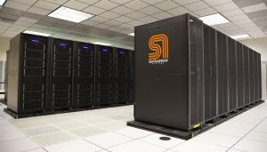 Samba Nova hardware in the Corona supercomputing cluster