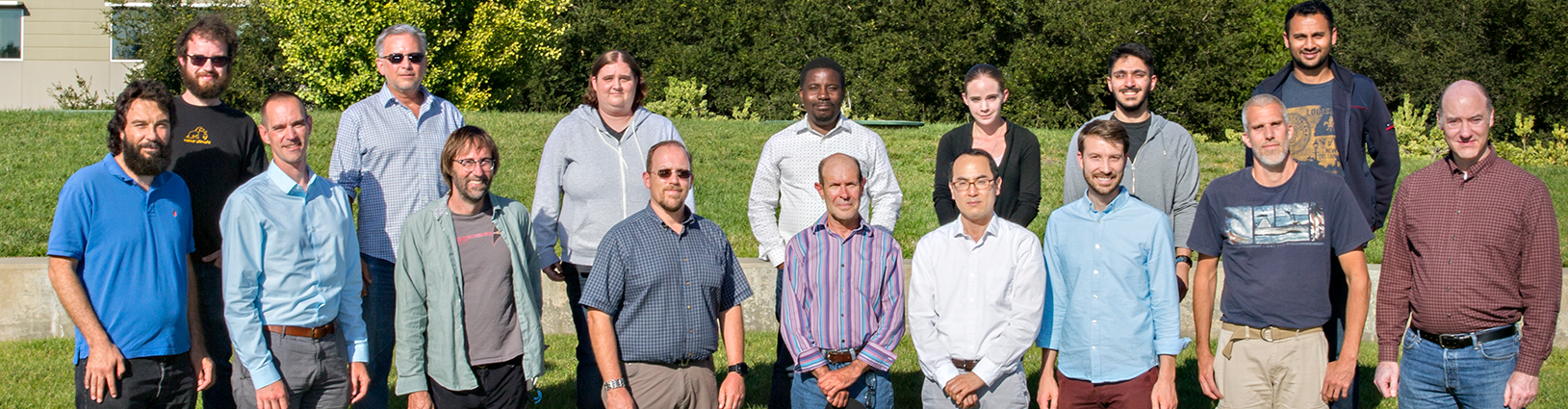 cognitive simulation team photo